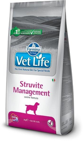 Vet Life Dog Struvite Management 2kg