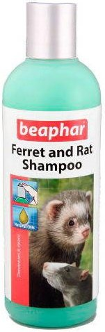 Beaphar Szampon dla fretek i szczurów 250ml
