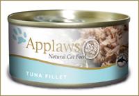 Applaws dla kota puszka 24x70g tuńczyk