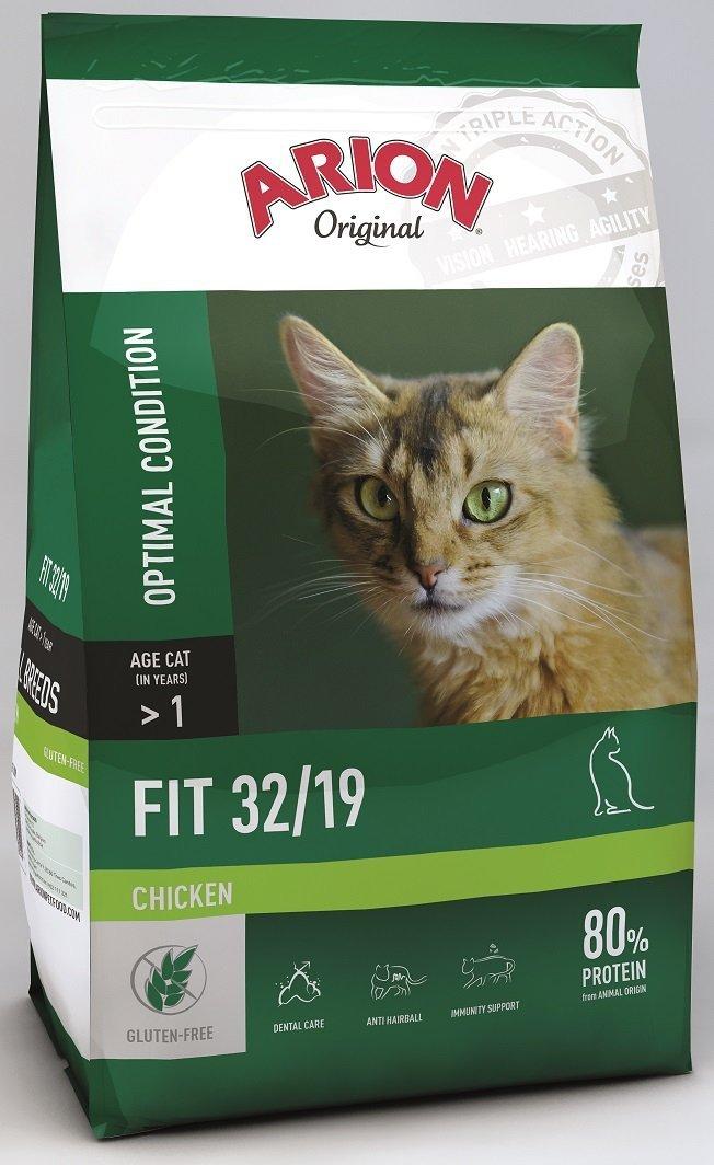 Arion Original Cat Fit 32/19 Chicken 7,5kg
