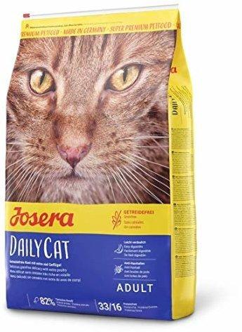 Josera Daily Catfood Grain Free - Bezzbożowa karma dla kota 10kg