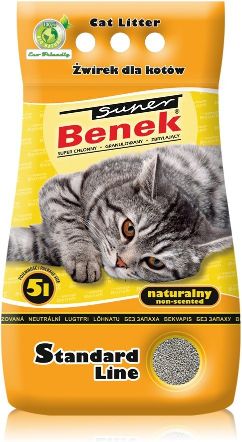 Super Benek Naturalny 2x10l