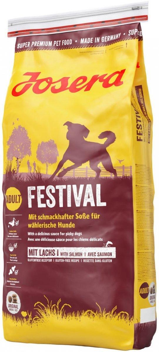 Josera Festival dla wybrednych psów 15kg