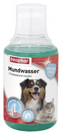 Beaphar Mundwasser - płyn do pielęgnacji jamy ustnej i zębów 250ml