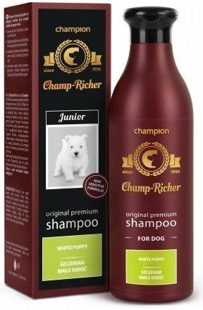 Champ-Richer - szampon dla szczeniąt o białej sierści 250ml