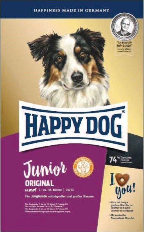 Happy Dog Young Junior Original 10kg
