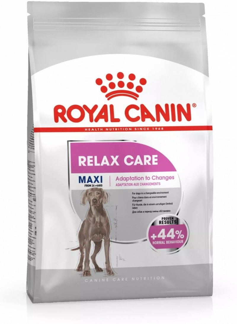 Royal Canin Maxi Relax Care 2x9kg (18kg)