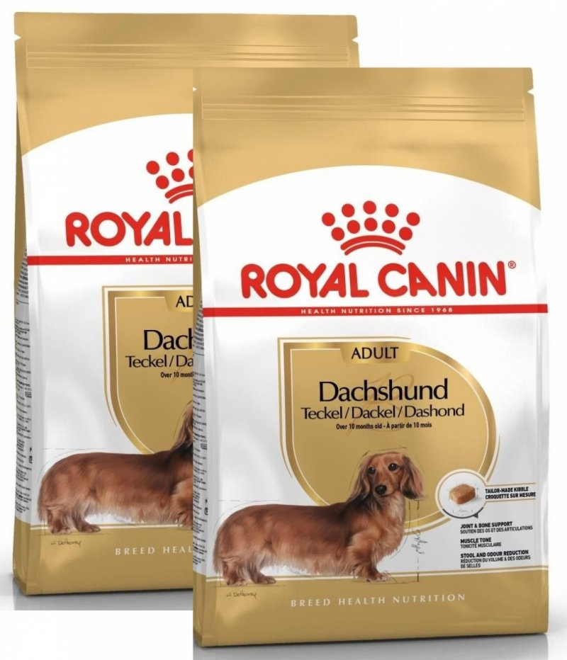 Royal Canin Dachshund Adult 2x7,5kg (15kg)