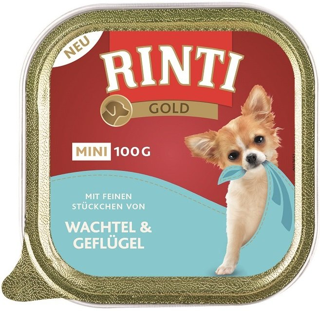 Rinti Gold Mini Zestaw mix 32x100g