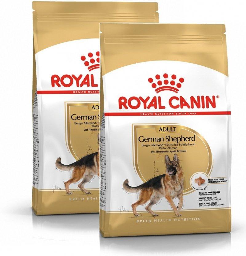 Royal Canin German Shepherd Adult 2x11kg (22kg)