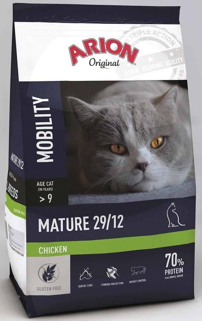 Arion Original Cat Mature 29/12 Chicken 7,5kg