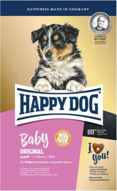 Happy Dog Young Baby Original 10kg