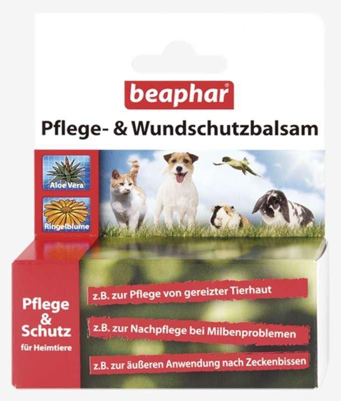 Beaphar Pflege & Wundschutzbalsam - balsam do pielęgnacji uszkodzonej skóry 30ml
