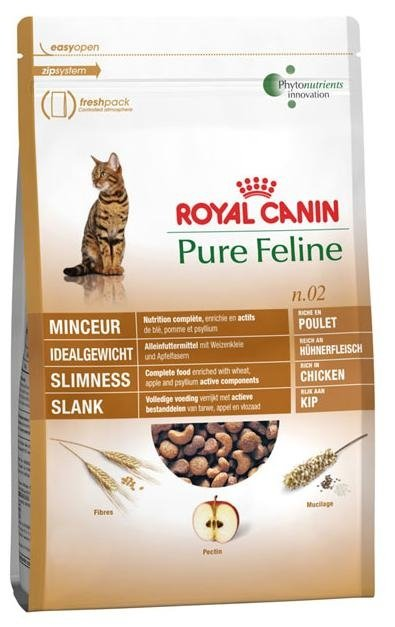Royal Canin Pure Feline Smukła Sylwetka n.02 3kg