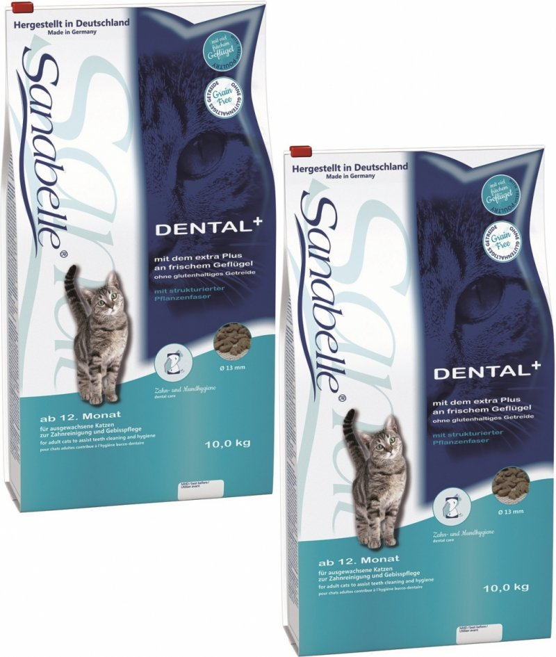 Sanabelle Dental 2x10kg (20kg)