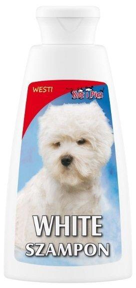 My Pet Szampon White - wybielający 150ml