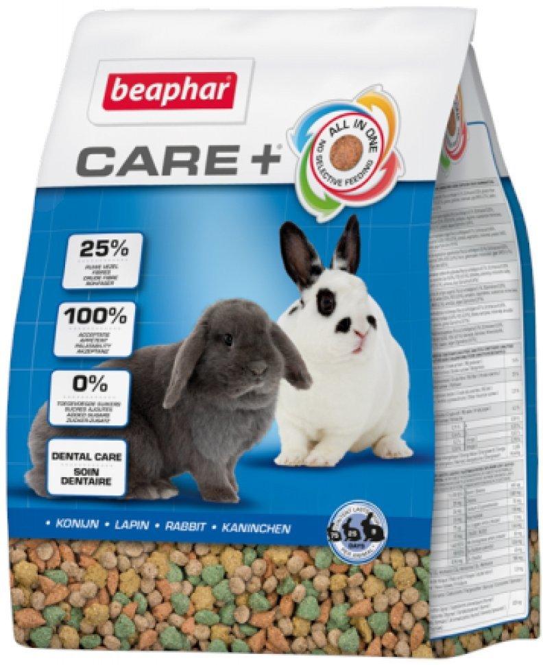 Beaphar Care+ Rabbit - karma super premium dla królika 1,5kg