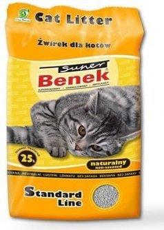 Super Benek Naturalny 25l