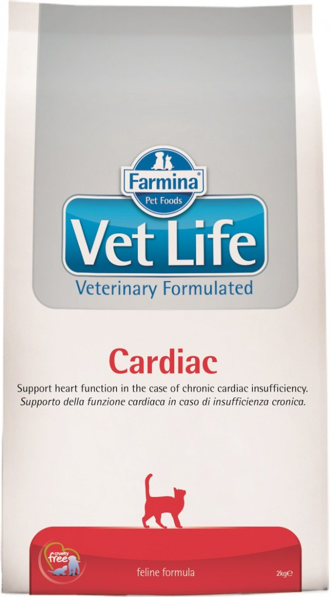 Vet Life Cat Cardiac 2kg