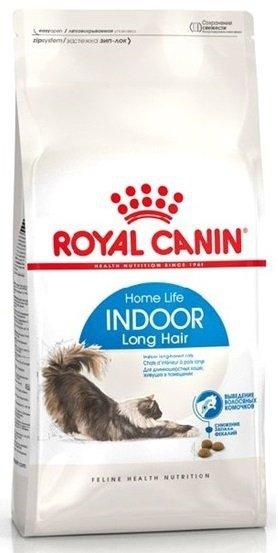 Royal Canin Indoor Long Hair 12x400g