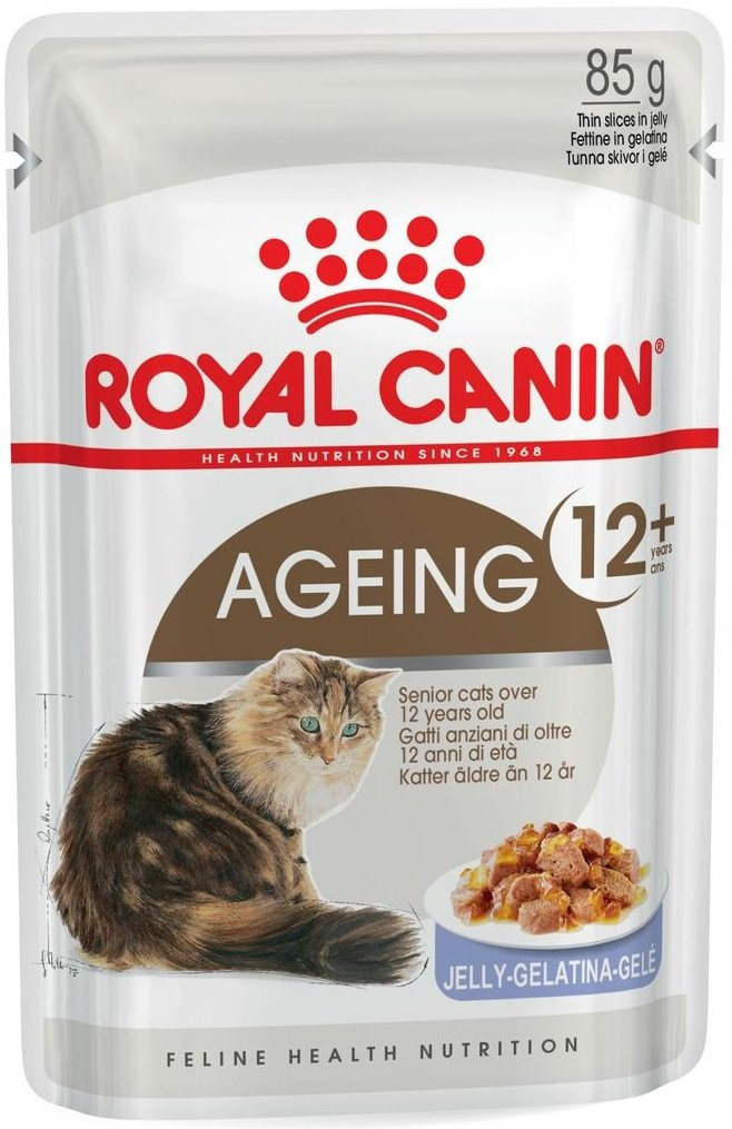 Royal Canin Ageing 12+ w galaretce 12x85g
