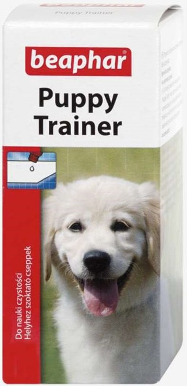 Beaphar Puppy Trainer - preparat do nauki czystości 20ml