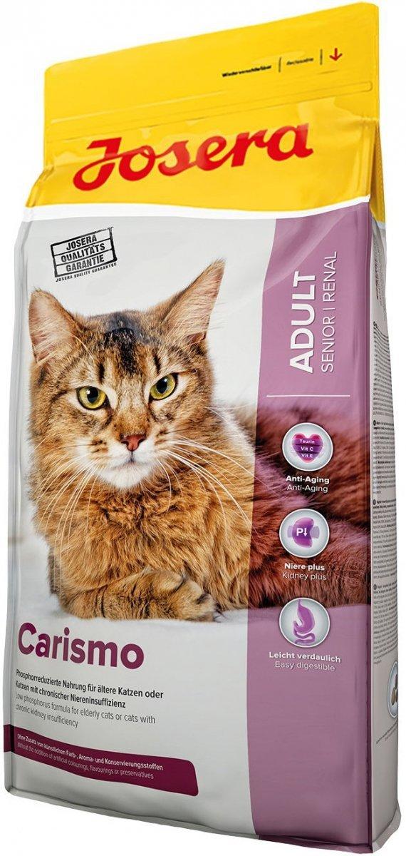 Josera Carismo dla starszych kotów 2kg