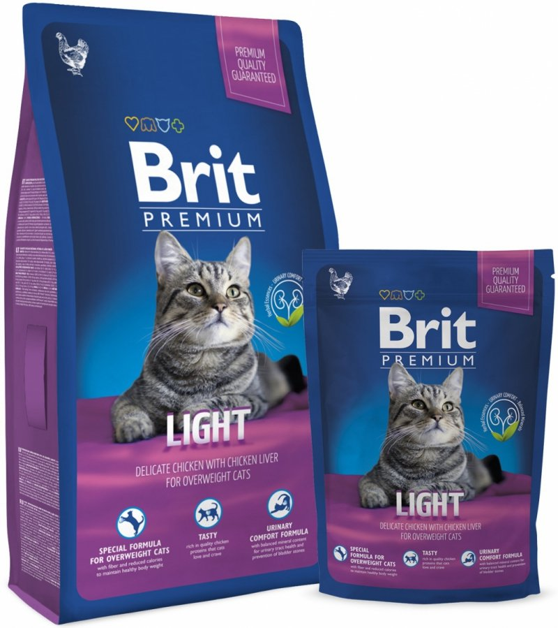 Brit Premium Cat Light 8kg