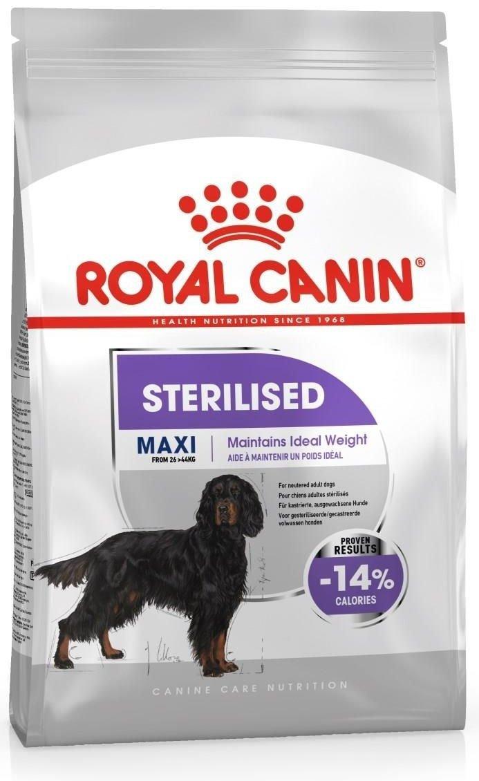 Royal Canin Maxi Sterilised 3kg