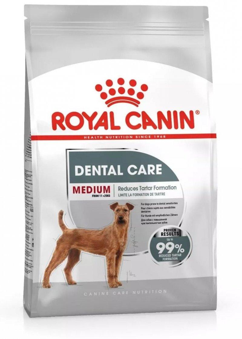 Royal Canin Medium Dental Care 2x10kg (20kg)