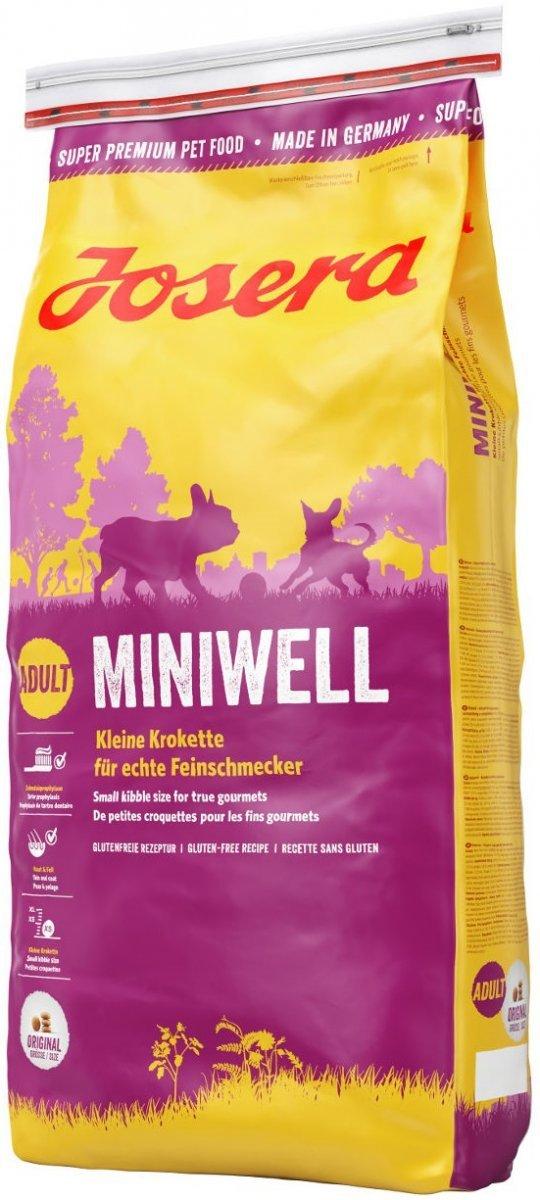 Josera Miniwell Adult Small 15kg