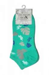 Stopki WiK Premium Sox Cotton art.36596 damskie