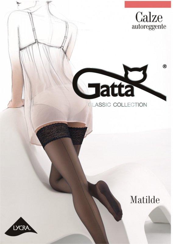 Pończochy Gatta |Matilde lycra 20 den