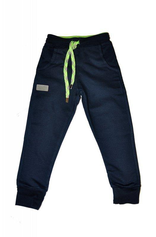 Spodnie dresowe Gaffa Sznurek 104-122