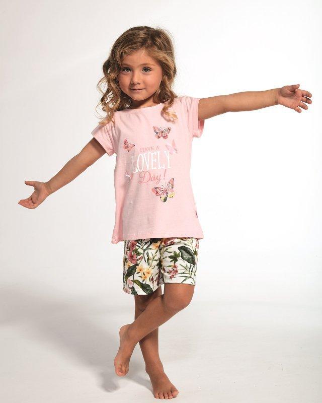 Piżama Cornette Kids Girl 361/76 Butterfly kr/r 86-128