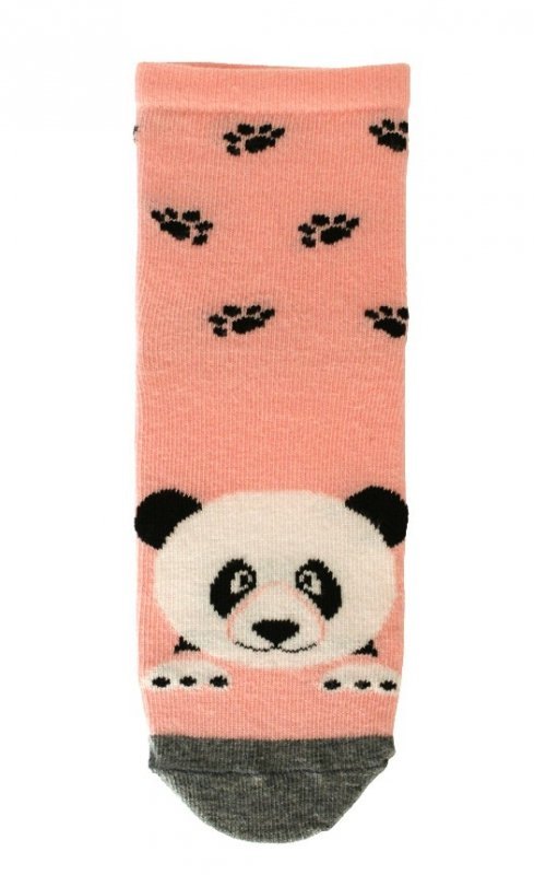 Skarpety Bratex 2344 Happy Socks Kids Girl 30-37
