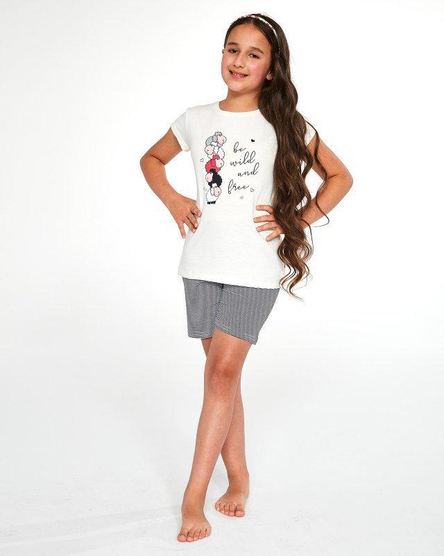 Piżama Cornette Young Girl 788/83 Be Wild 2 kr/r 134-164