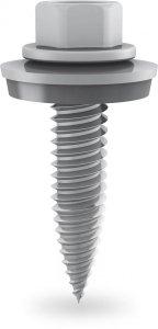 K2 samogwintujące śruby metalowe do blach stalowych 0,50 mm (Speed Klip)