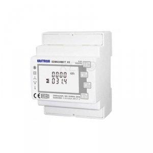 EASTRON licznik SDM630 MCT V2 z pomiarem bezpośrednim 3-fazy