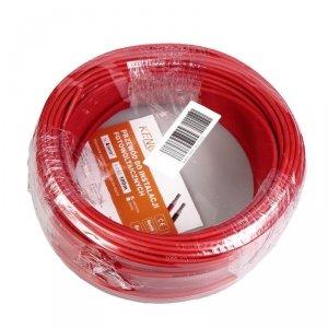 Przewód KENO 4mm2 czerwony opakowanie 100m