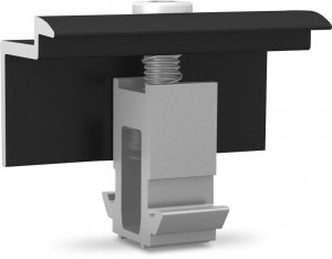 K2 EC MiniClamp 30-50 mm, zestaw, czarna