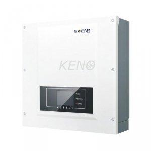 Sofar 4.4 KTL-X, beztransformatorowy, 3-fazowy
