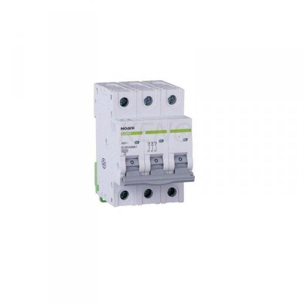 Wyłącznik nadprądowy 6 kA, ch-ka B, 20 A, 3-bieg.