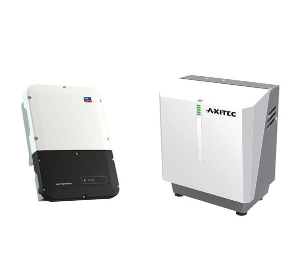 AXITEC Energy LI 12 SH 10.0 + SMA Sunny Boy Storage 5.0