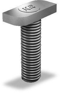 K2 śruba typu T, M10x30mm