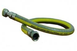 Wąż gazowy elastyczny L-75cm
