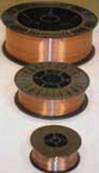 Drut spawalniczy do stali G G3Si1 0,6mm 1kg szpulka