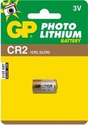 GP Bateria litowa CR2 BL/1 Photo Lithium