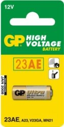 GP bateria litowa 23AE