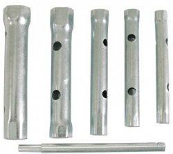 Klucze rurowe komplet 6szt 8-17 mm